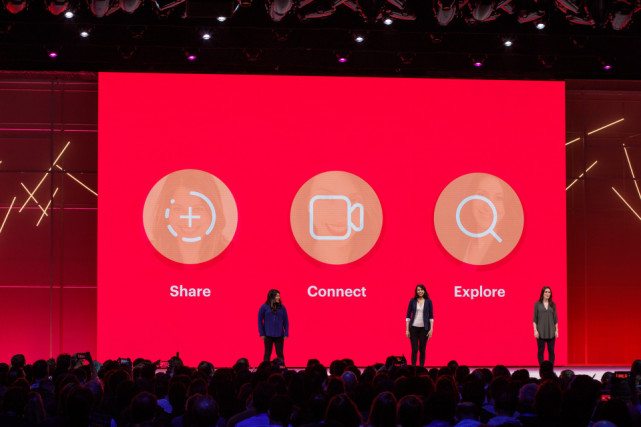 一文读懂F8首日干货:上线约会应用 AR、VR、AI齐升级