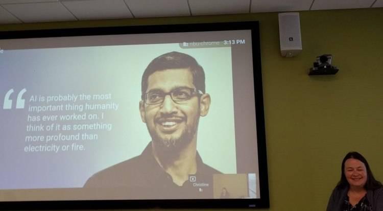 当Google谈论机器学习时,它在谈论什么?