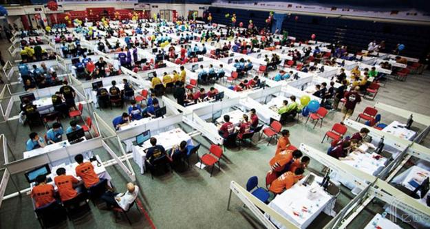 再过10天,杭州将成为全世界年青人的主场