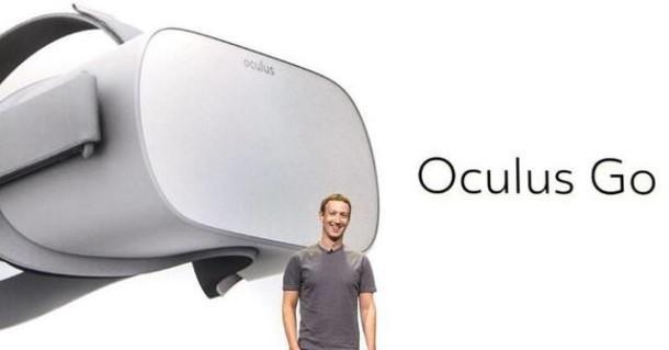 FB亮相数博会,Oculus Go联合小米有望夏天在中国发售