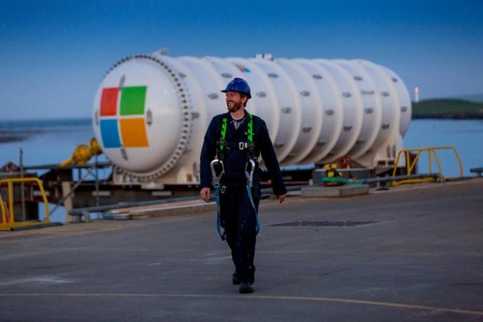微软在海面下36米安装数据中心原型 冷却效果更佳