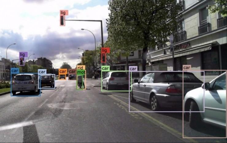 伯克利发布世界最大自动驾驶数据库,是百度数据库的800倍