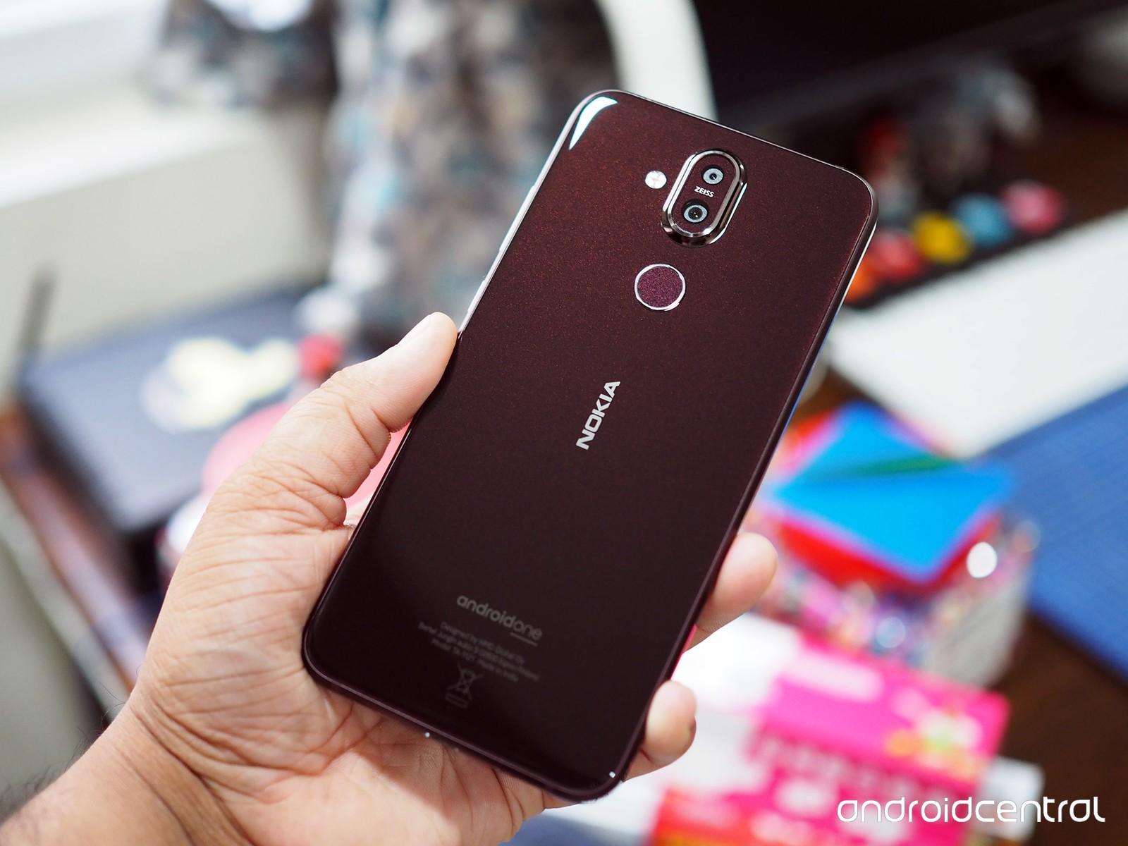 HMD Global正式发布Nokia 8.1,起步售价为399欧元