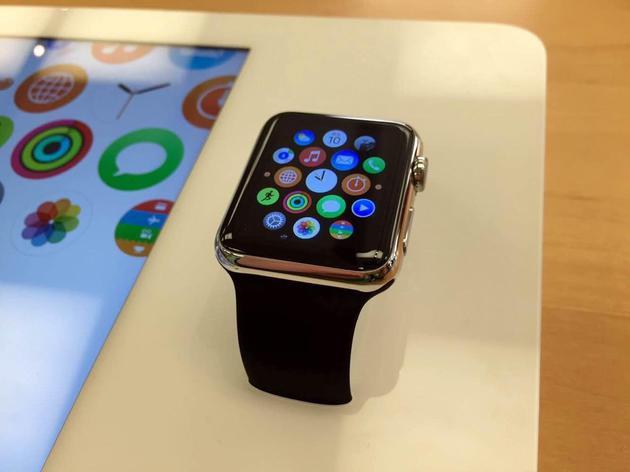 苹果用Apple Watch监控42万人心脏 下个月出研究结果
