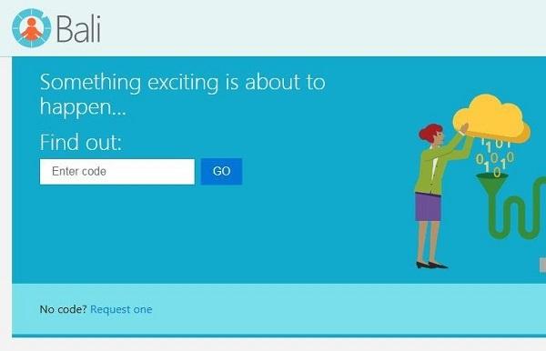 """微软开测Bali项目 方便用户""""一站式管理""""所有被收集的数据"""