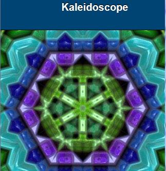 Creating Kaleidoscope